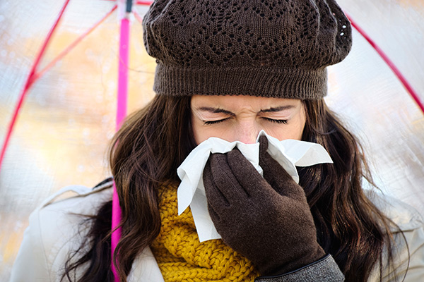 Lupus and the Flu
