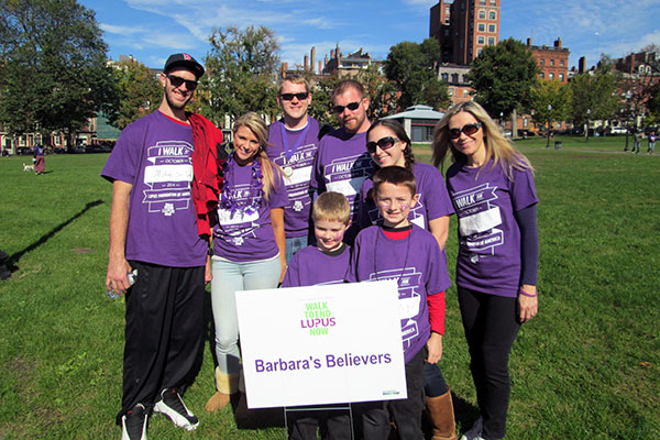 Lupus article: Walk to End Lupus