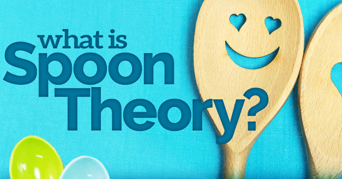 lupus spoon theory infographic: New Life Outlook Lupus Infographic