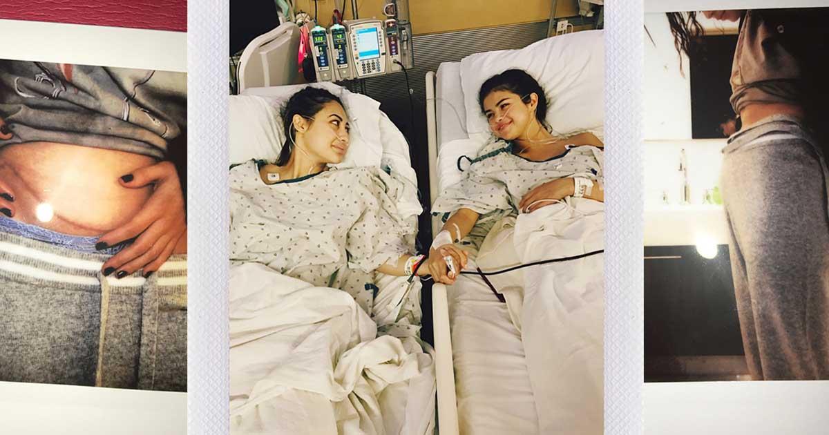 Selena Gomez's Lupus Instagram Post